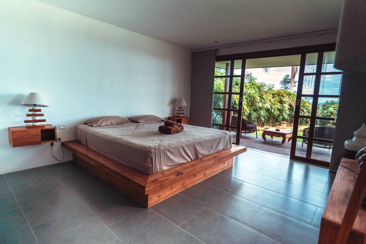 Balangan Private Villa - Modern Room