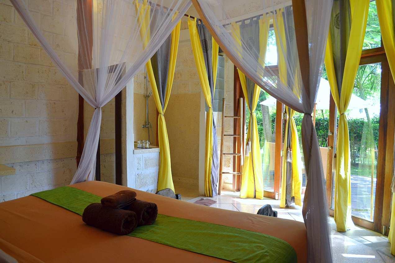 Deluxe Room 21 - Terrace View
