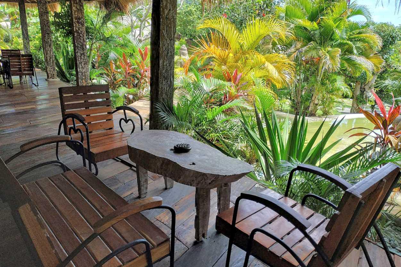 Lakeside Lodge - Terrace
