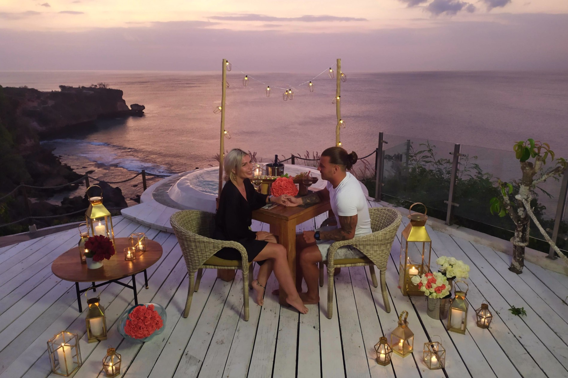 Proposal Package @Cliffside Jacuzzi